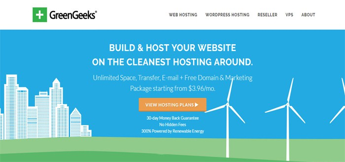 greengeek hosting