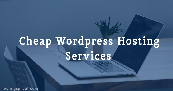 cheap wordpress hosting 2018