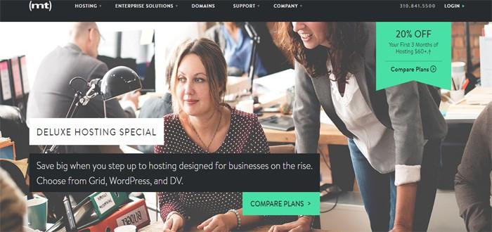mediatemple excellent wordpress hosting 2019