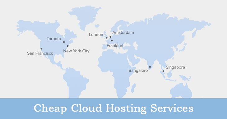 Best Cheap Cloud Hosting