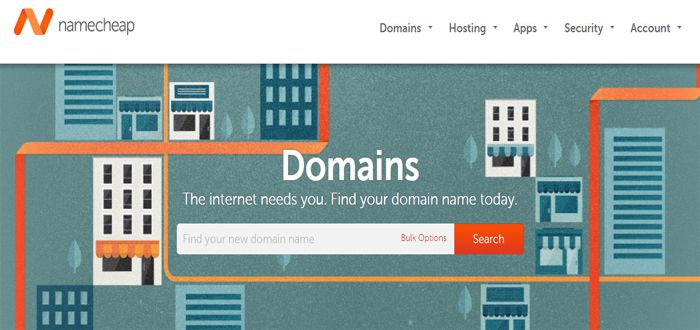 namecheap top domain registrar