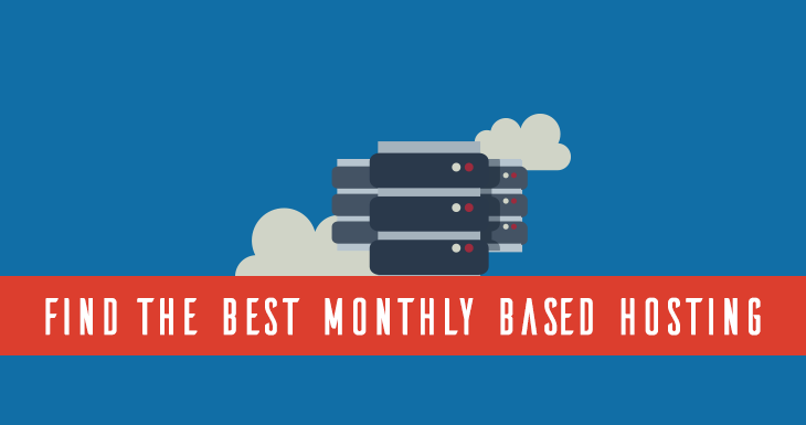 monthly web hosting services